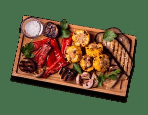 הזמנת אוכל מוכן לאירוע קטן בבית או במשרד - פלטת אירוח במחירים זולים
